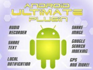 AndroidUltimate Plugin