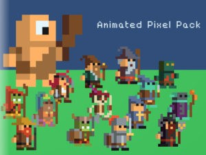 Animated Pixel Pack