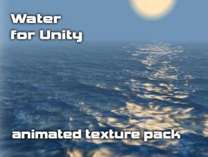 Animated Water Texture Pack