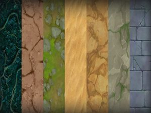 Read more about the article Cartoon Terrain Textures
