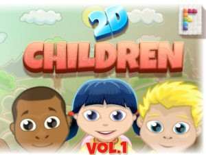 Children 2D Vol. 1