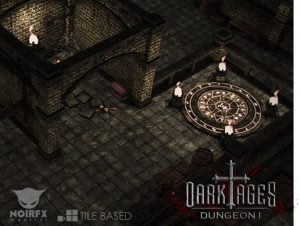 Dark Ages Dungeon I