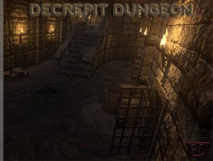 Read more about the article Decrepit Dungeon