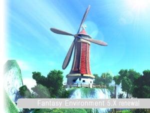 Fantasy Environment Pack Vol 1