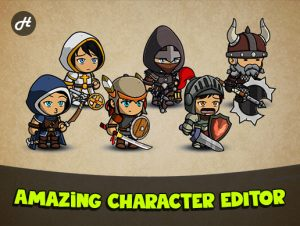 Fantasy Heroes Character Editor [PRO]