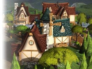 Fantasy Modular Environment
