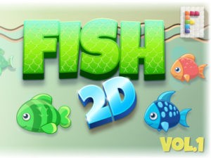 Fishes 2D Vol 1