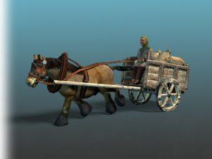 Horse-Cart-Horse-Farmer-300x226
