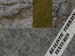 Mikey's realistic Terrain Textures and materials Vol1