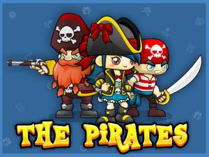 The Pirates Game Sprites