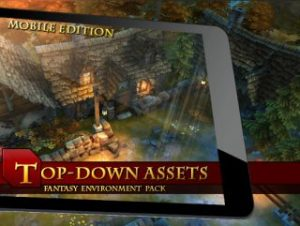Top-Down Assets Mobile