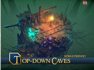 Top-Down Caves