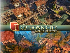 Top-Down City