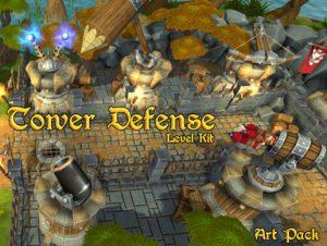 Tower Defense Level Kit