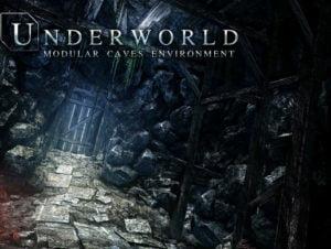 Underworld Cave Environment