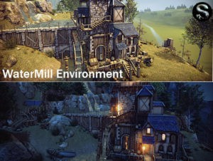 Water Mill Environment