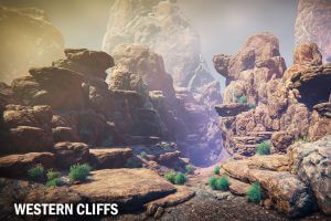 Read more about the article Western cliffs