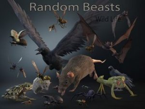 Wild-Life-Random-Beasts