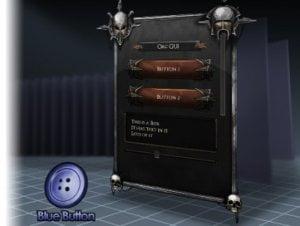 Blue Button Orc GUI