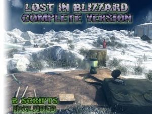 Lost in Blizzard (Complete Version)