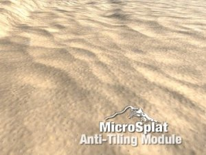 MicroSplat – Anti-Tiling Module