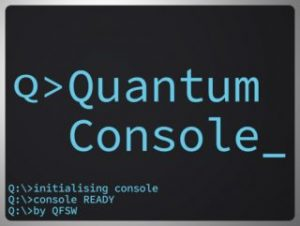 Read more about the article Quantum Console