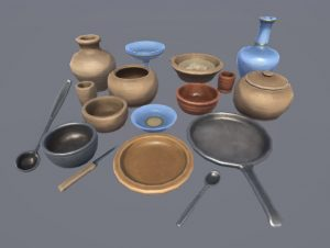 Toon tableware
