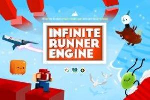 2D+3D Infinite Runner Engine