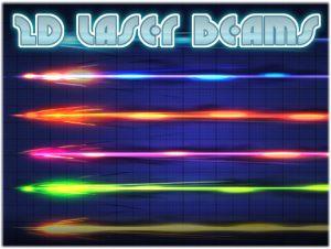 2D Laser Beams
