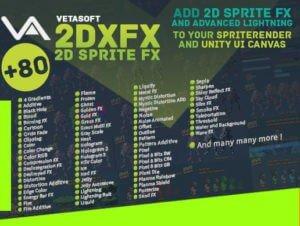 2DxFX: 2D Sprite FX