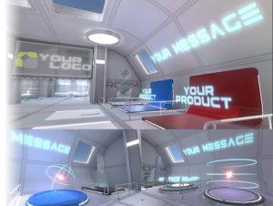 3D Virtual Showroom Vol 1