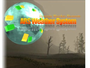 ARS Weather System for Time of Day