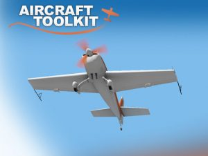 Aircraft Flight Physics Toolkit (helicopters and airplanes simulator)