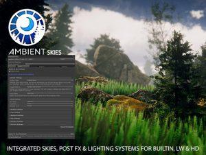 Ambient Skies – Skies, Post FX, Lighting