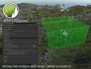 Ambient Sounds – Interactive Soundscapes