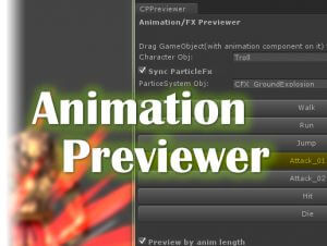 Animation/FX Previewer
