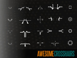 Awesome Crosshairs