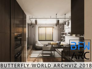 [BFW]ArchViz Interior Apartment Vol.01