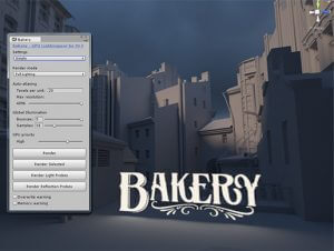 Bakery GPU Lightmapper