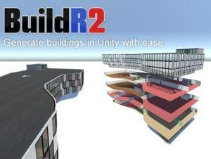 BuildR 2 – Procedural Building Generator