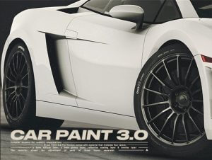 Read more about the article Car Paint – Pro