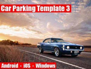Car Parking Template 3