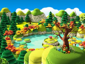 Read more about the article Cartoon Forest Pack
