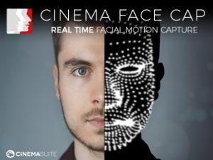 Cinema Face Cap – Facial Capture for Unity