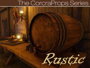 CorcraProps Rustic
