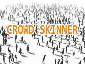 Crowd Skinner