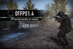 DarkTree FPS – Survival FPS (AI, Inventory, Mobile rig)