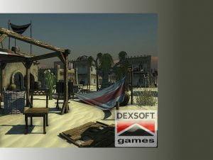 Desert Village 3