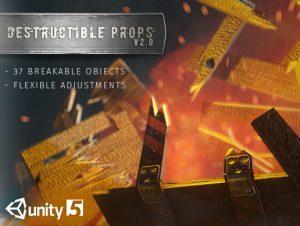 Destructible Props Pack