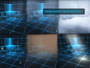 Environment Weather Effect
